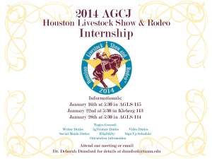 HLSR Internship Opportunity